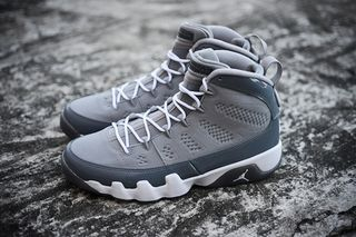 sports shoes 29d17 d5c15 Release Reminder  Air Jordan 9 Retro  Cool Grey