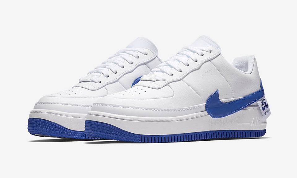 buy popular dedbe 050a0 Nike s Air Force 1 Jester Is an OFF-WHITE-Inspired Pair