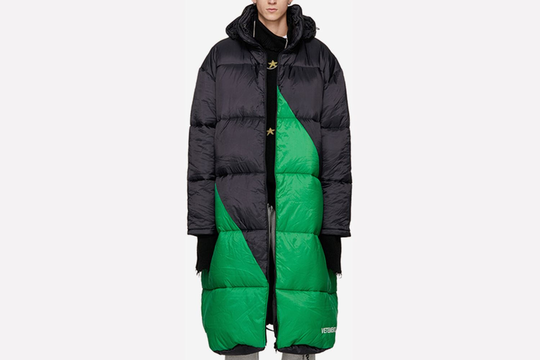Vagabond Sleeping Bag Puffer Jacket