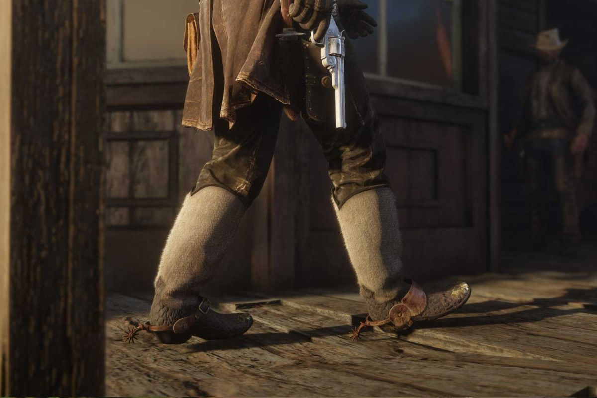 Red Dead Redemption 2': How to Unlock the 5 Rarest Kicks