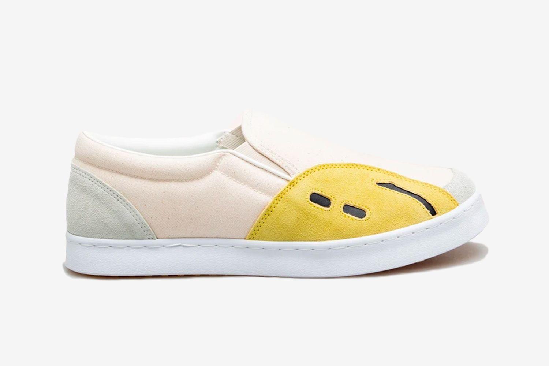 Rain Smile Slip-On Shoes