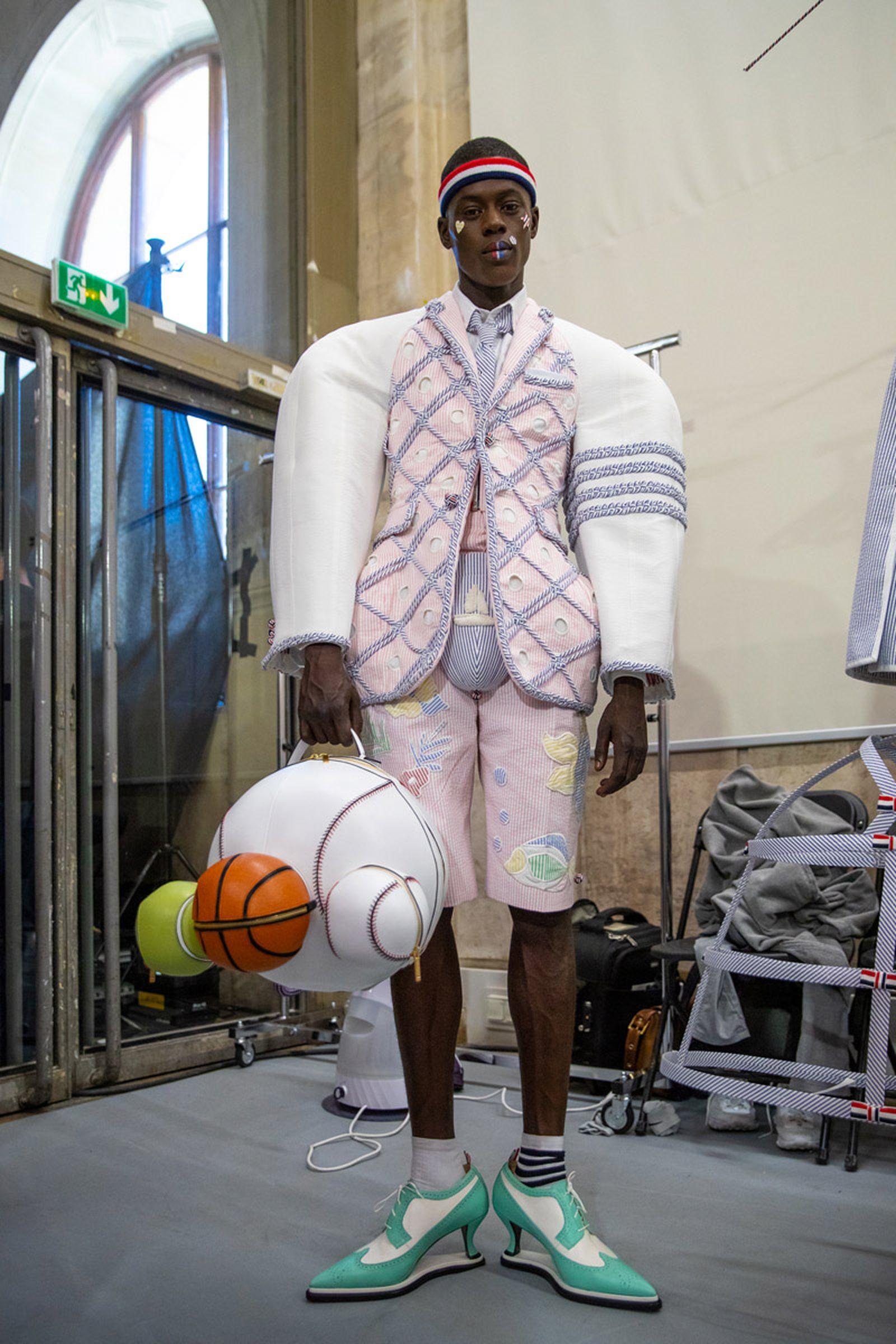 MSS20 Paris Thom Browne Eva Al Desnudo For web 05 paris fashion week runway