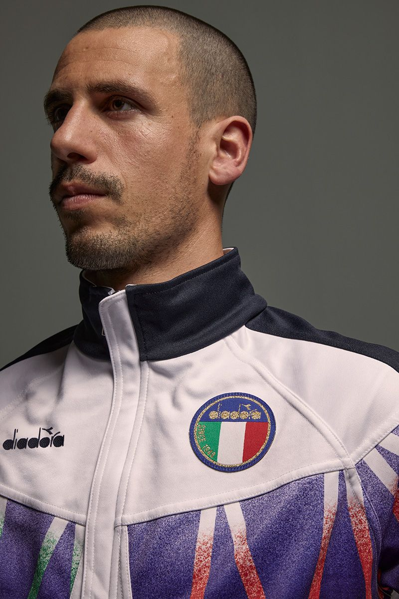 From Bjorg to Baggio, How Diadora Came to Symbolize Style and Sport 38
