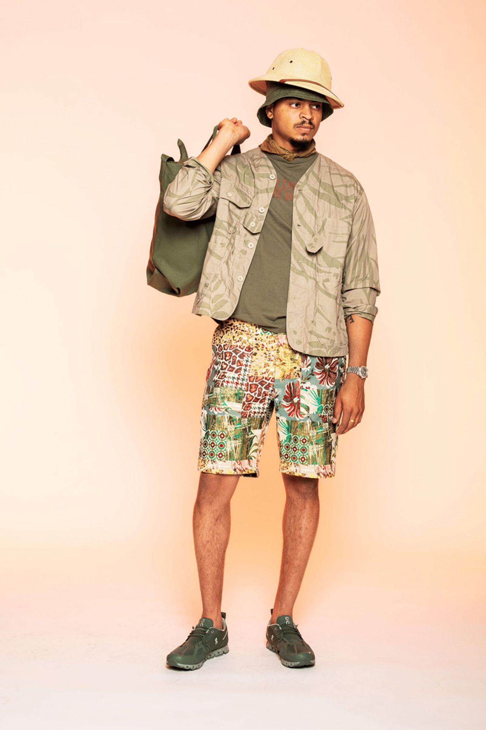 engineered garments spring summer 2022 collection lookbook (9)