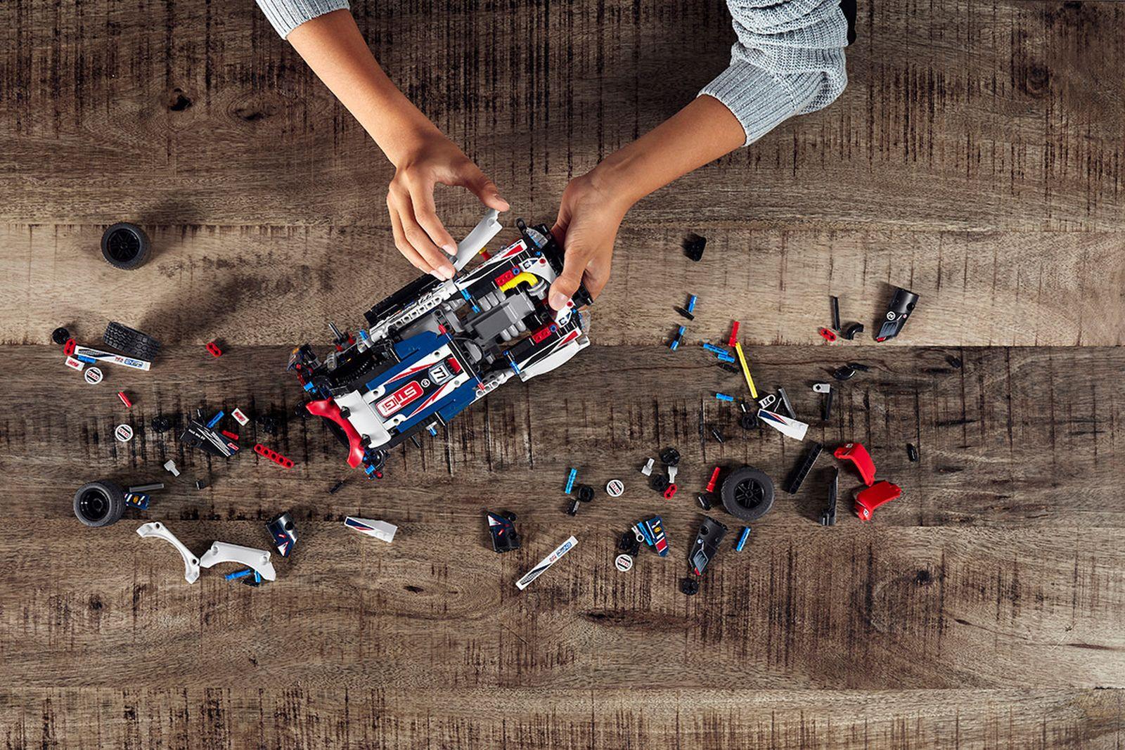 LEGO Technic Top Gear Set