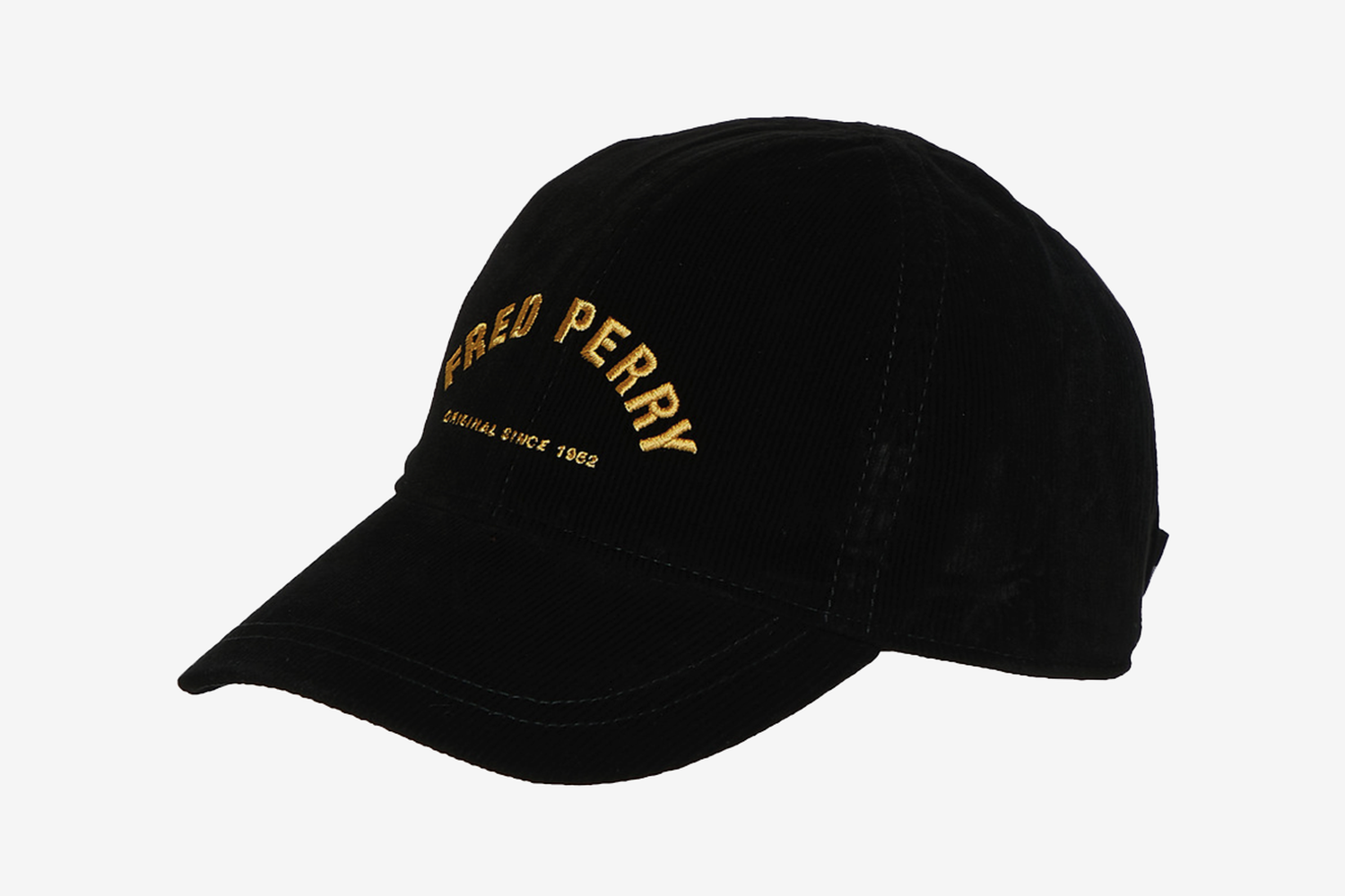 Cord Arch Branded Cap