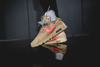 off-white x nike air max 90s - limited edition shoes
