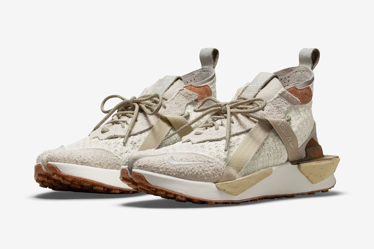 """Act """"NTRL"""" – A New Nike ISPA Drifter Split Is on the Way"""