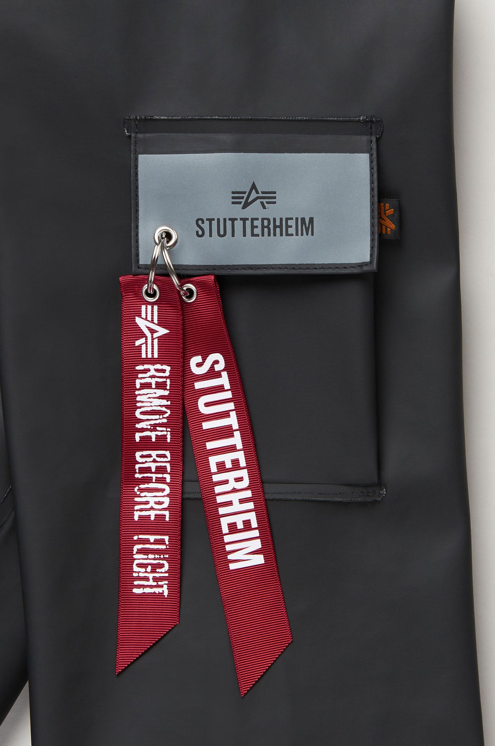 stutterheim alpha industries fw19