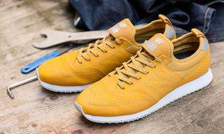 New Balance Japan & TokyoBike Release Cycle-Friendly C-Series Footwear