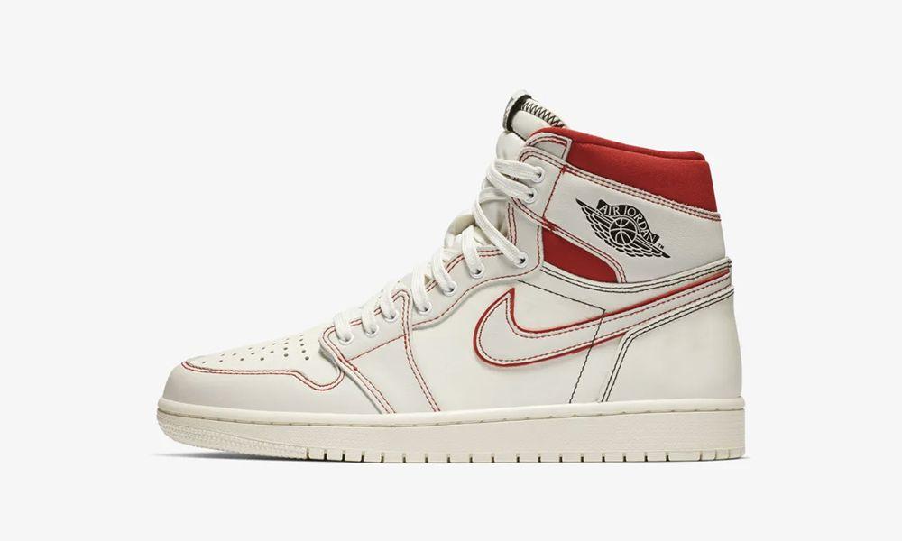 Nike Air Jordan 1 Sail University Red: Where to Buy Today