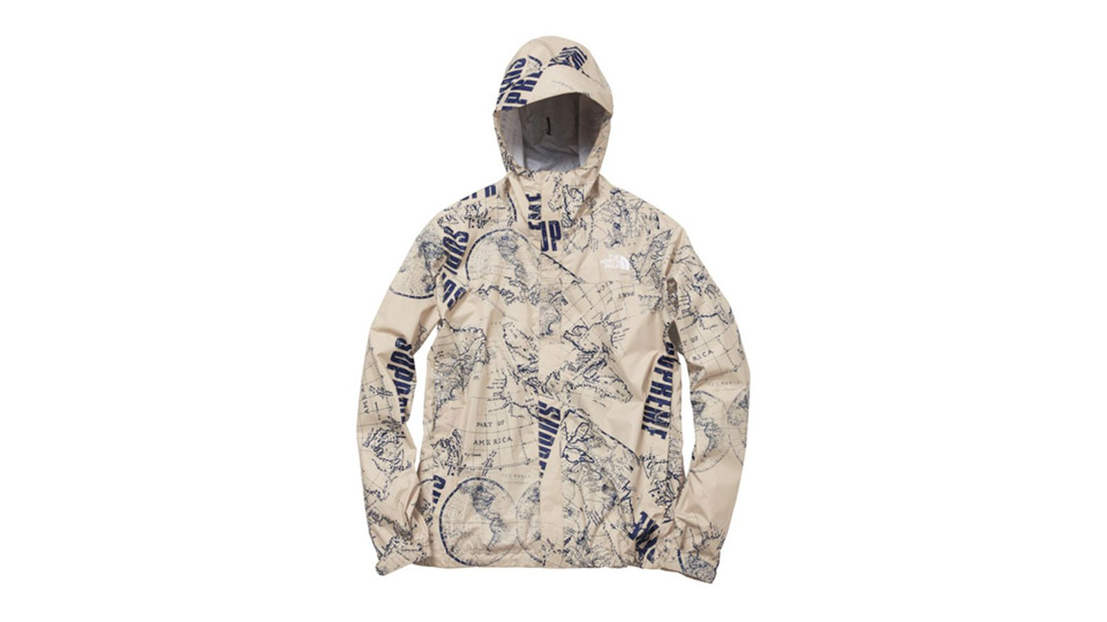supreme x the north face history ss12
