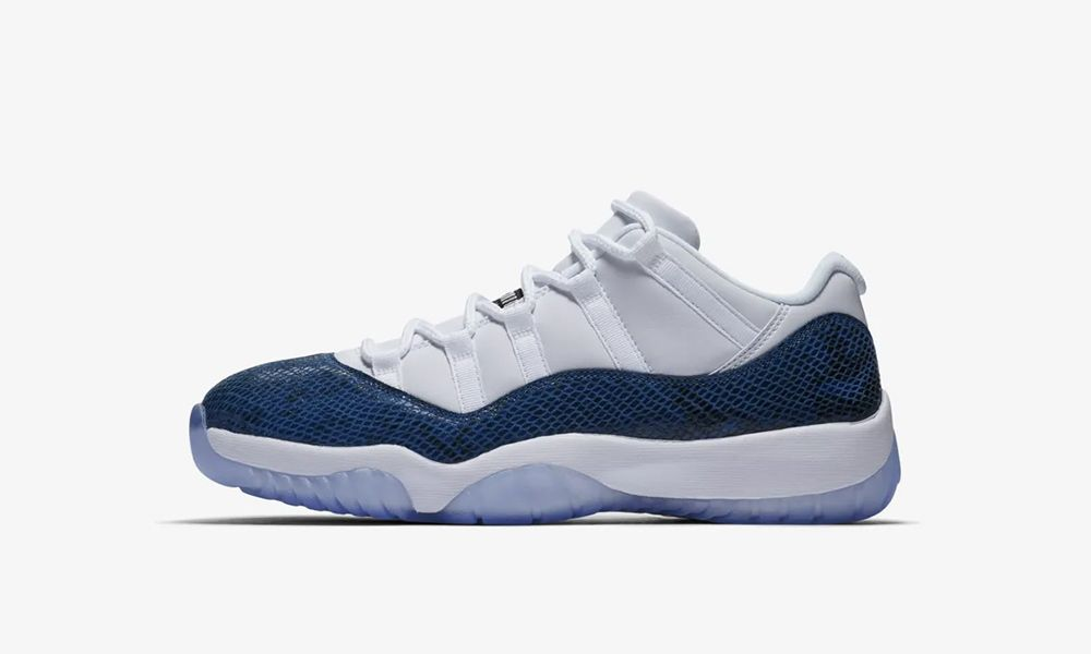 "a9238d1b37d Nike Air Jordan 11 Low ""Navy"": Where to Buy Tomorrow"
