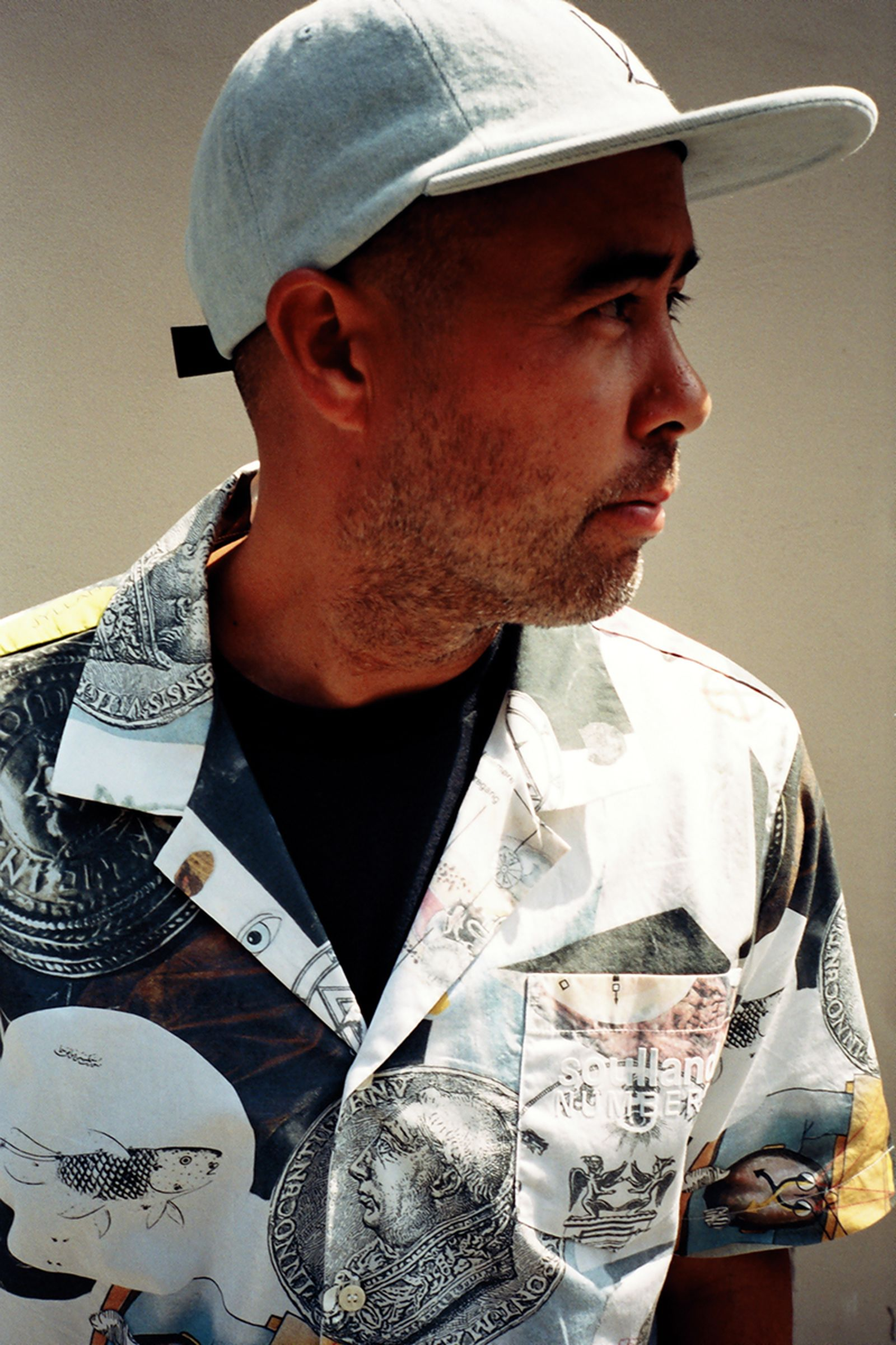 Eric Koston Soulland x Numbers Edition collection