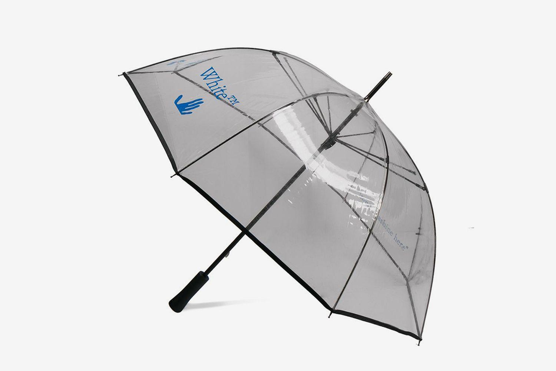 Logo-Print Umbrella