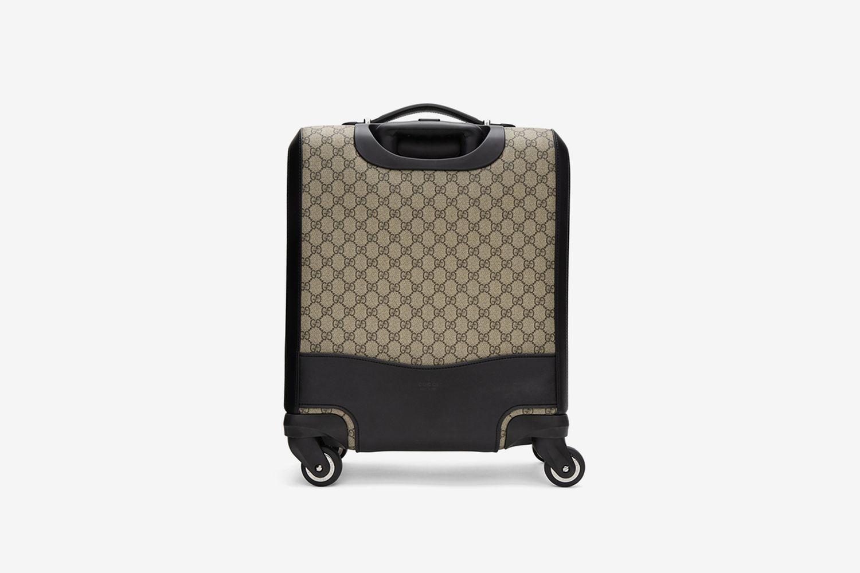 GG Supreme Suitcase