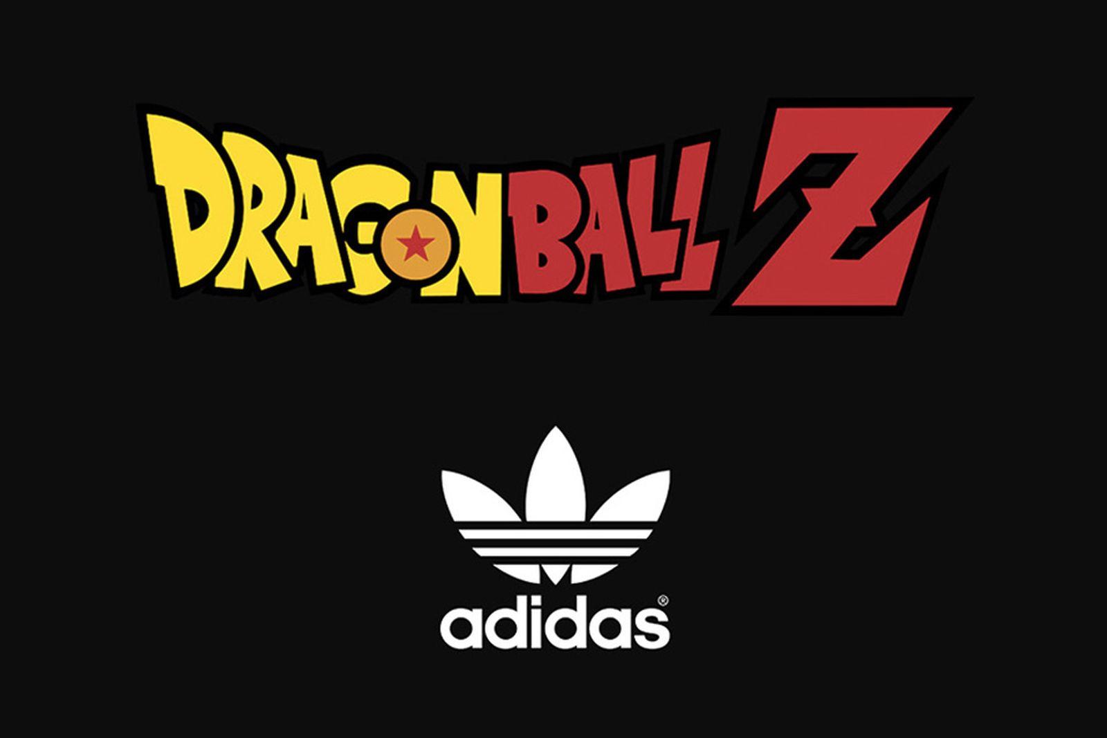 adidas dragon ball z collab confirmation Toei Animation adidas x Dragon Ball Z