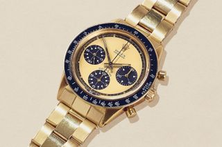 Paul Newman 18k Yellow Gold Rolex Daytona Selling For 1 3m