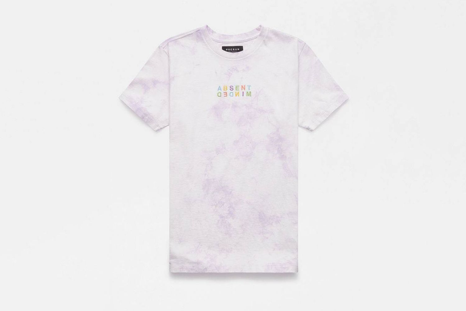 Tie-Dyed Absent Minded T-Shirt
