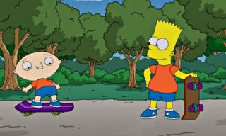 'The Simpsons' and 'Family Guy' Crossover Episode Announced