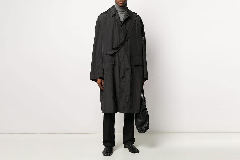 Oversized Trench Coat