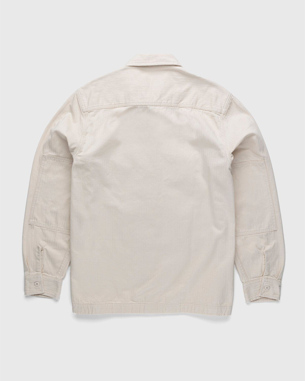 Carhartt WIP – Charter Shirt Natural - Image 2