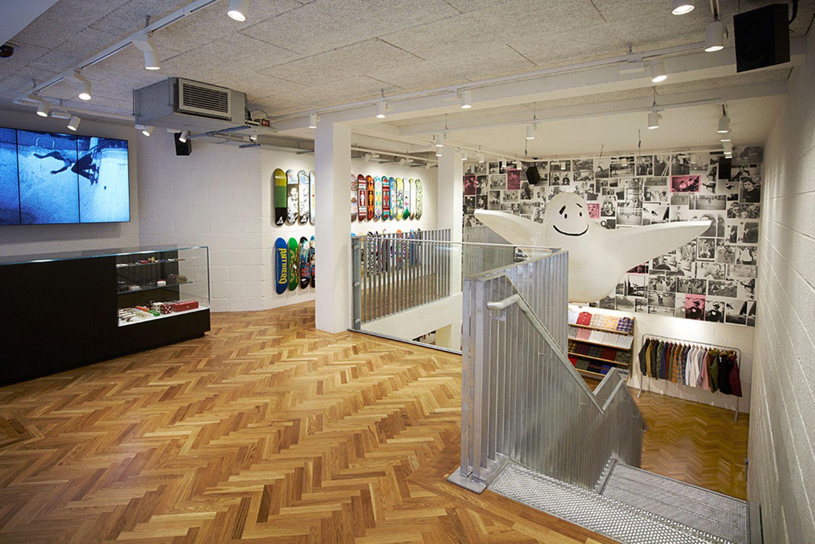 the definitive supreme store guide london