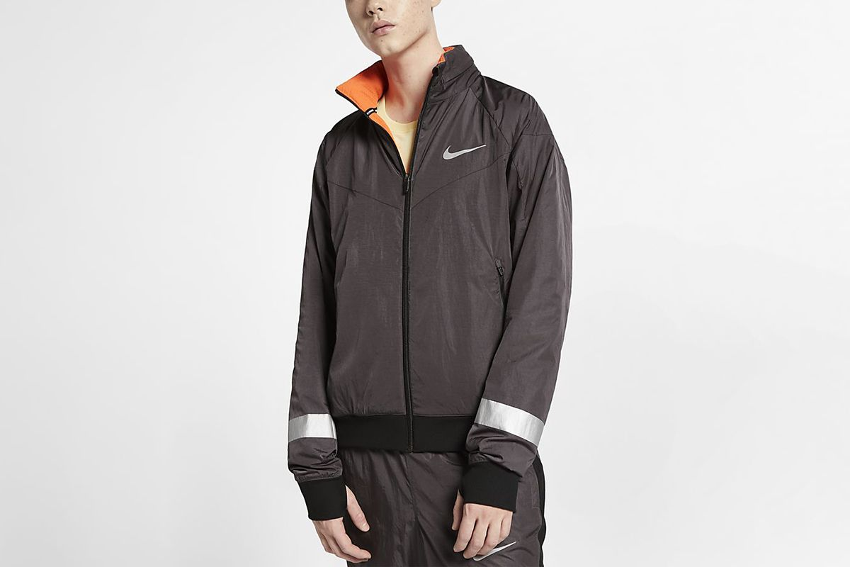 Sphere Running Track Jacket