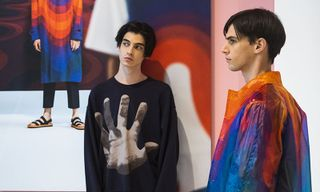 Get Up Close With Dries Van Noten's SS19-Owning Wavy Prints