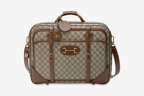 1955 Horsebit Suitcase