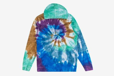 Tie Dye Festival Hoodie