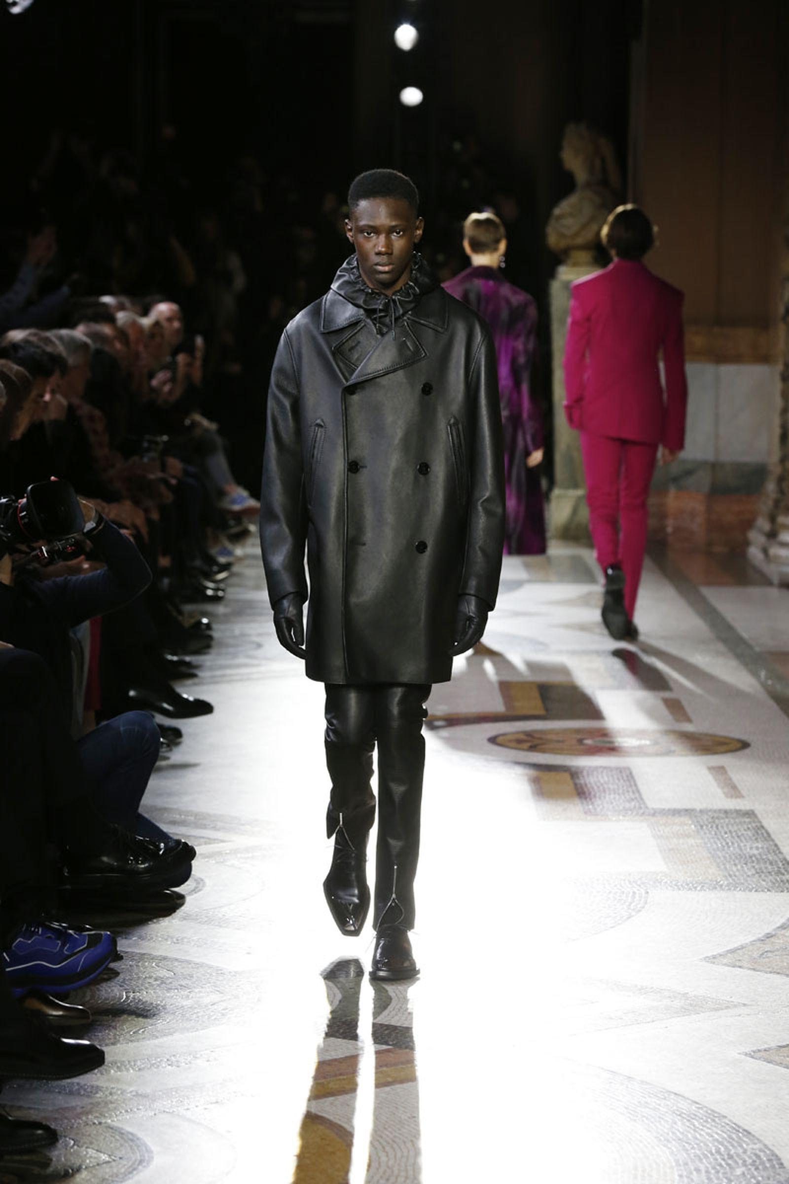 19berluti fw19 paris fashion week pfw19 runway