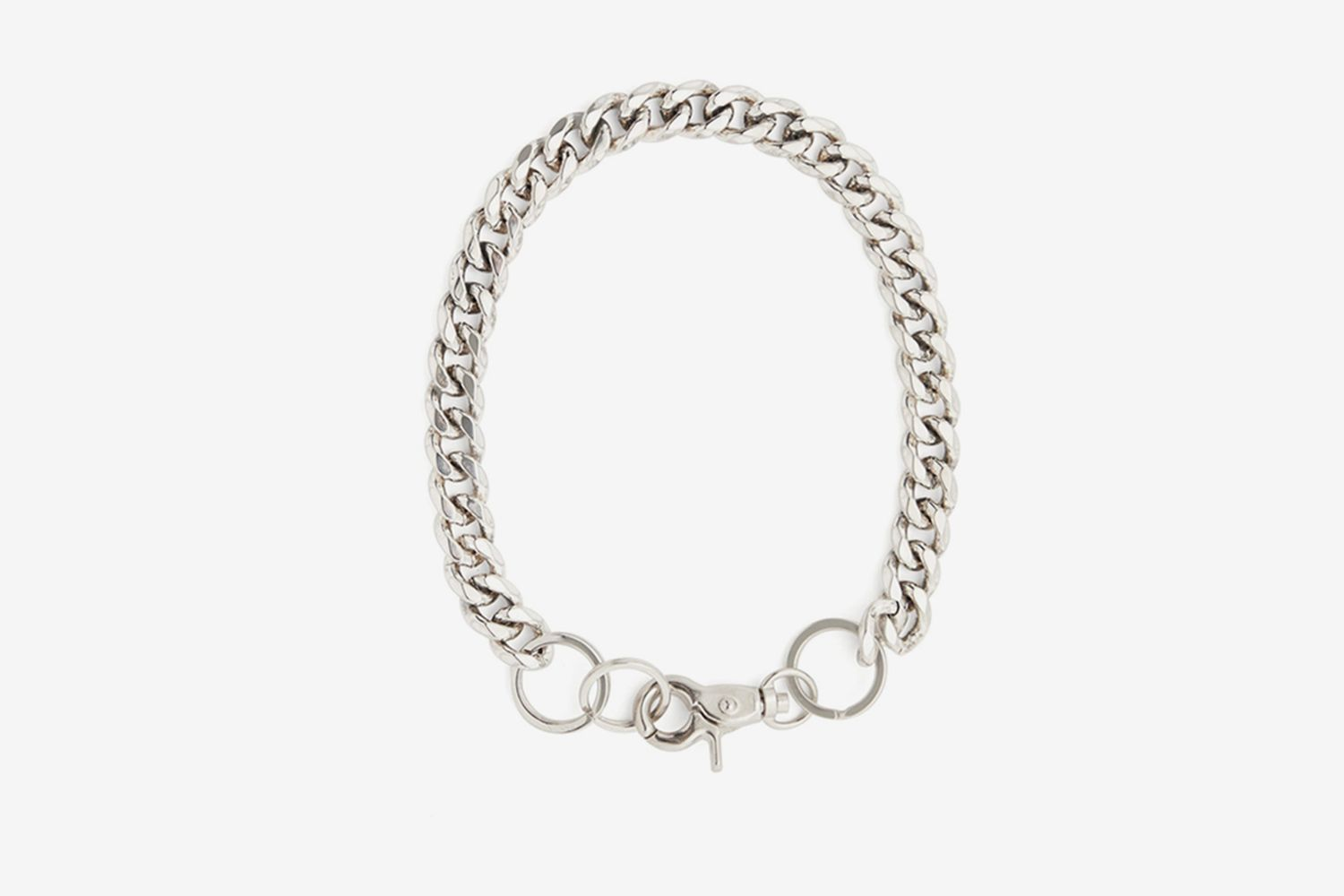 Cuban Metal Choker
