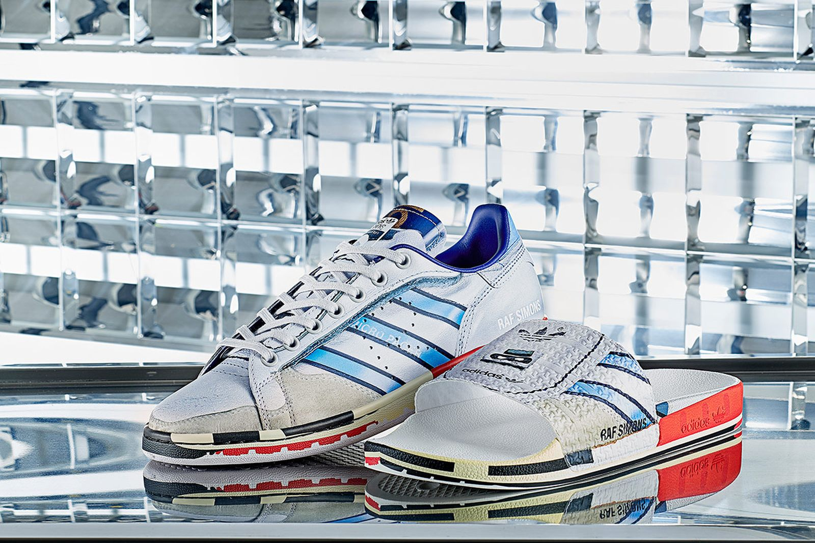 adidas raf simons stan smith micropacer release date price official adidas by raf simons fw19 pfw