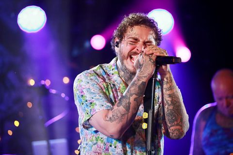 Listen to Post Malone's new album Hollywood's Bleeding on Apple Music