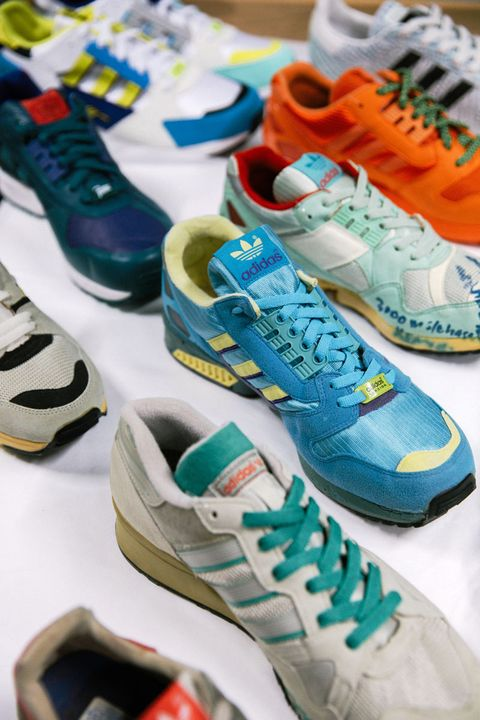A Brief History of the adidas ZX: Innovation, Collabs & Raves