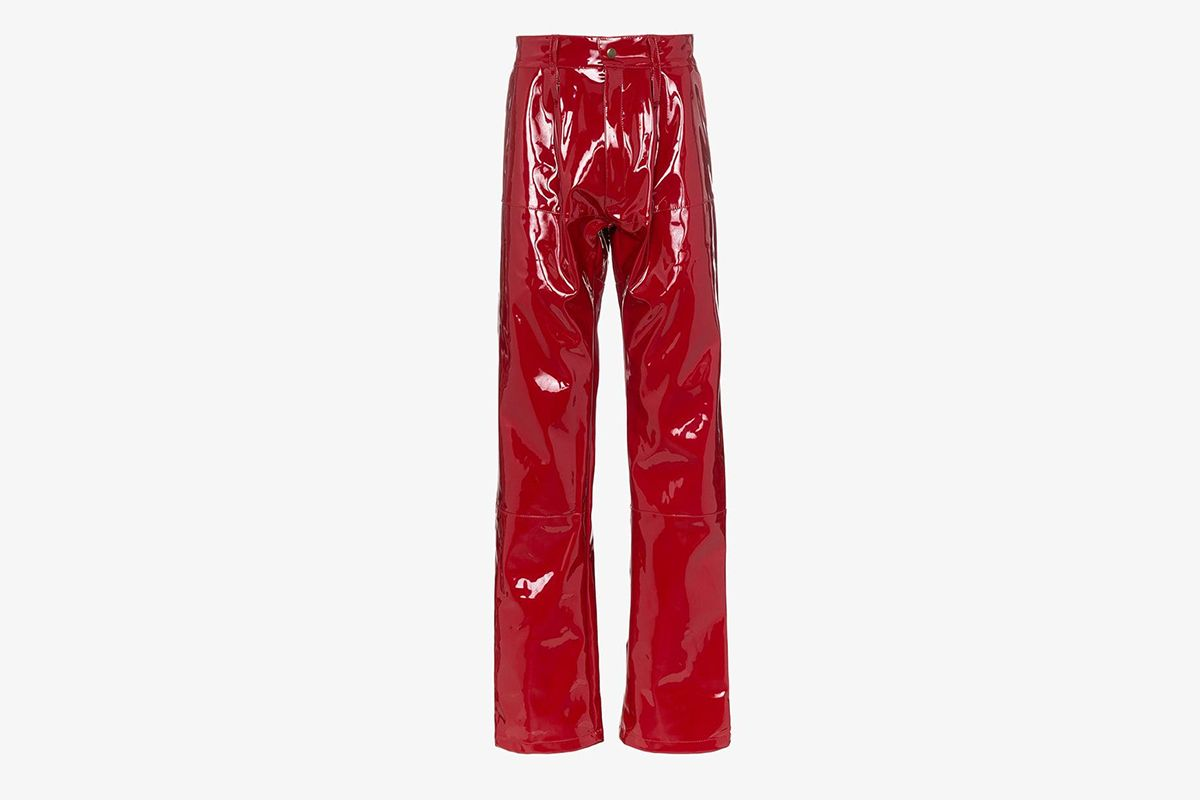 Marie Straight Leg PVA Trousers