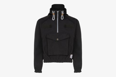 Blacktrooper Hooded Jacket