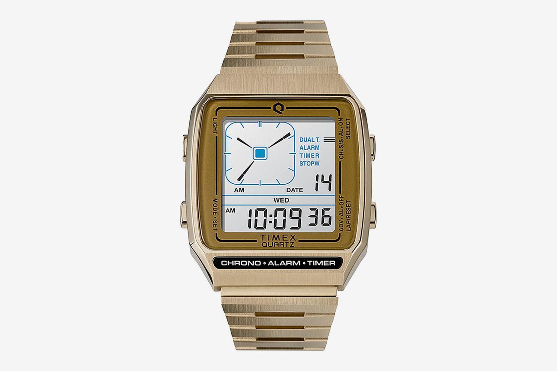 Q Timex LCA Reissue Watch