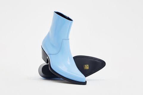 Tex Ankle Spazzolato Boot