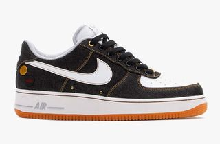 sale retailer 5c5dd 7f2ad Nike Air Force 1 Spring 2014 Denim Pack