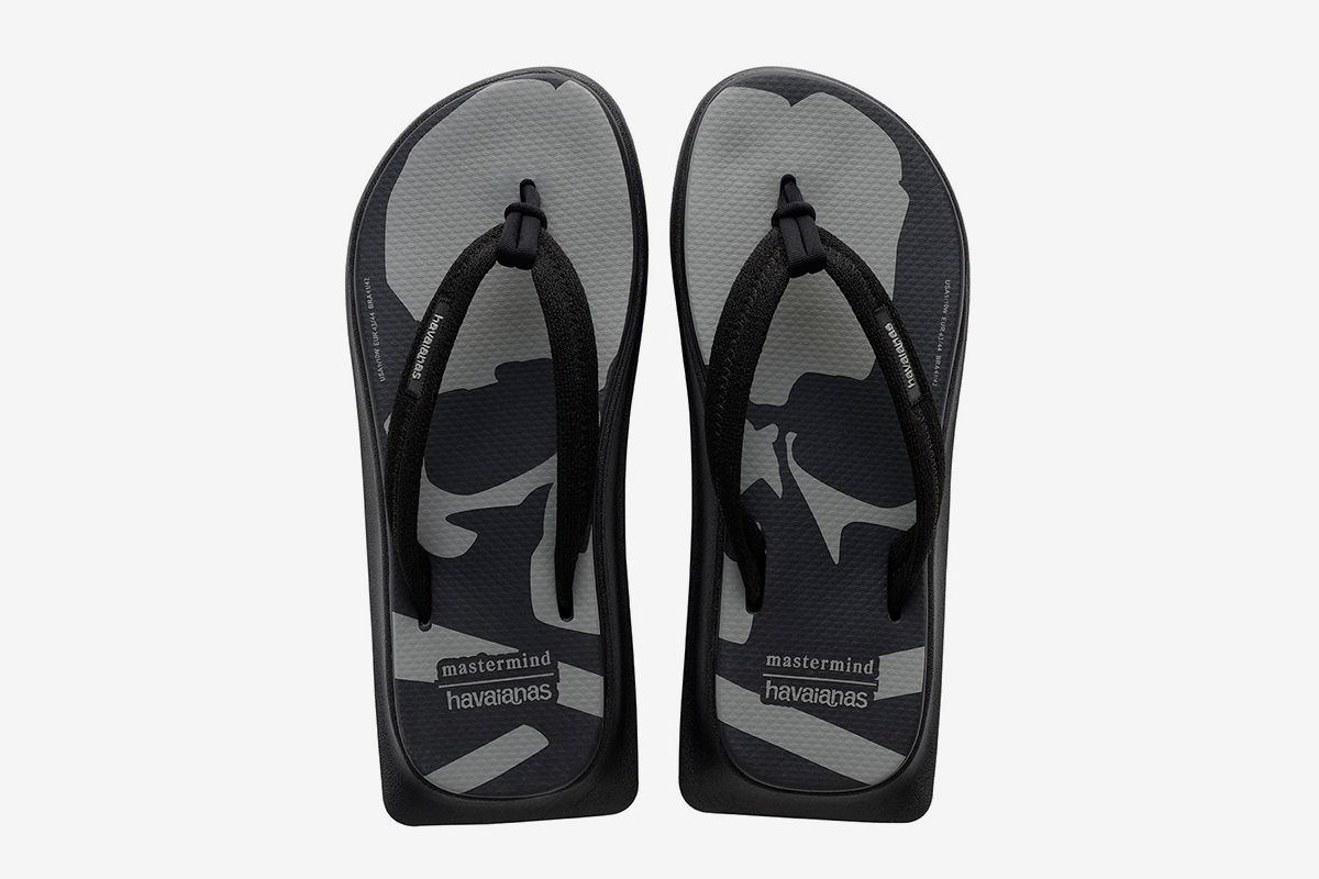 Mastermind x Havaianas' Collab Will Convert You to Flip Flops 16
