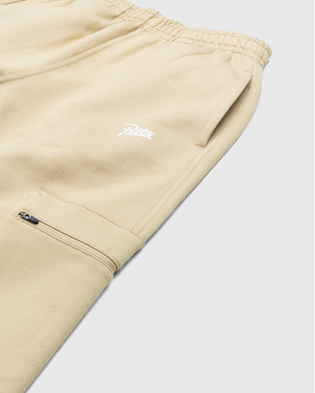PATTA – Basic Cargo Jogging Pants Khaki - Image 4