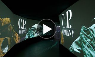 C.P. Company Spring Summer 2014 Presentation