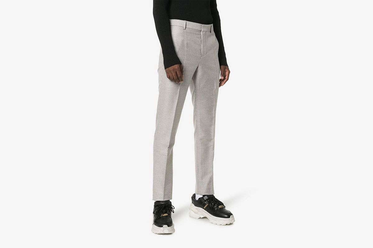 Tailored Wool Trousers