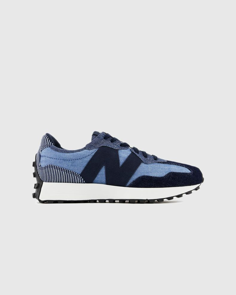 New Balance — MS327 Navy/Denim