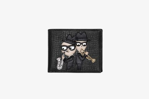 Music Patch Wallet