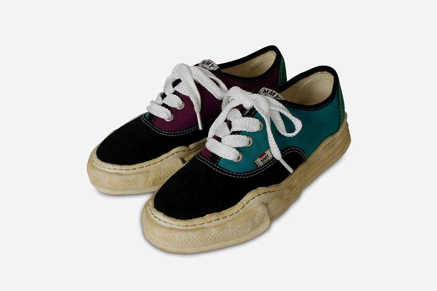 Original Sole Overdyed Lowcut Sneakers