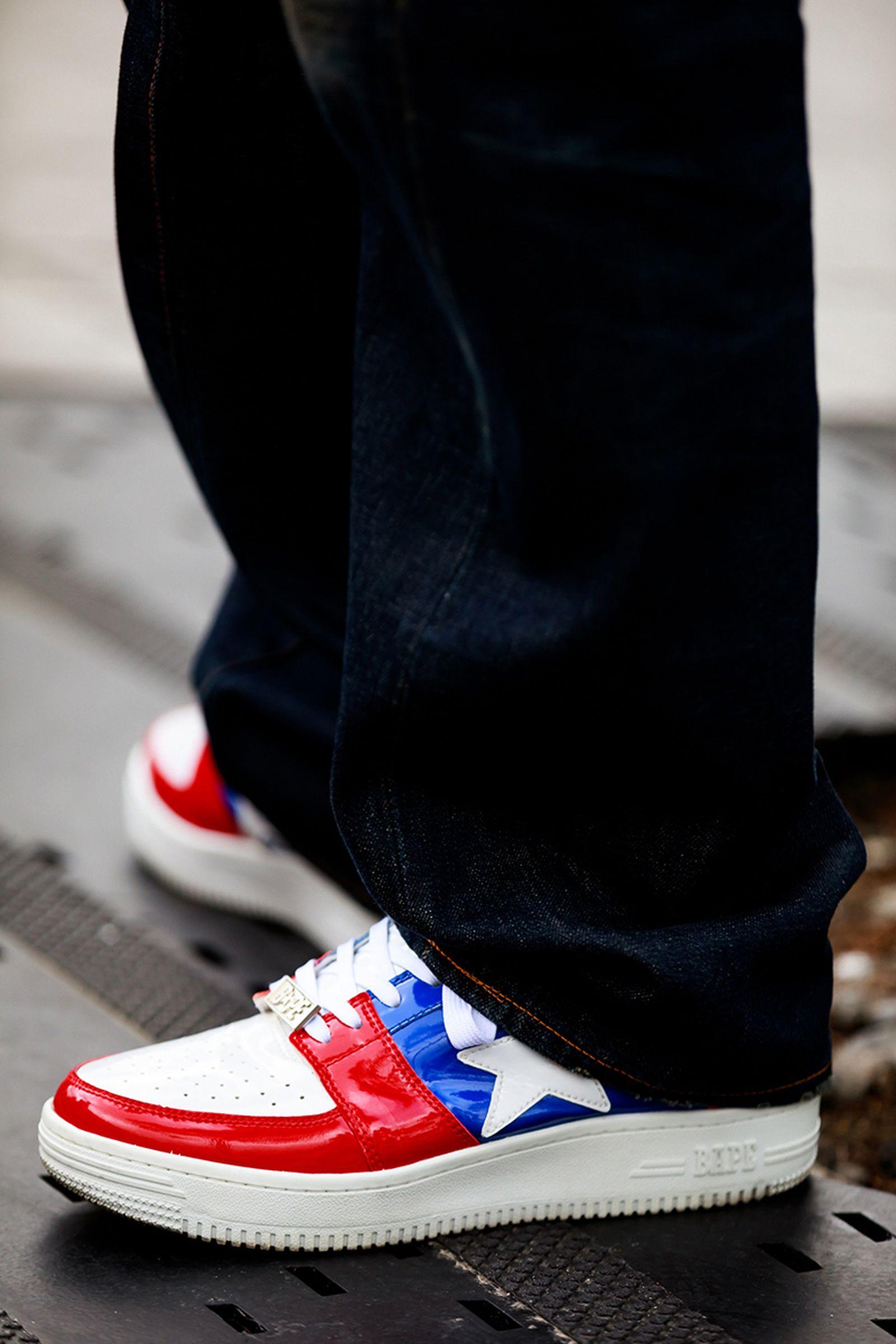 FW19 Seoul StreetStyle Sneakers PaulJeong 17 Sneaker street style seoul fashion week