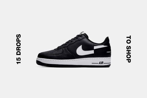 supreme cdg nike air force 1 best drops buy 424 Che Rood Heliot Emil